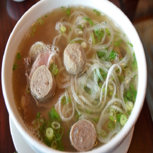 KIDS MEAL PHỞ - NOODLE SOUP